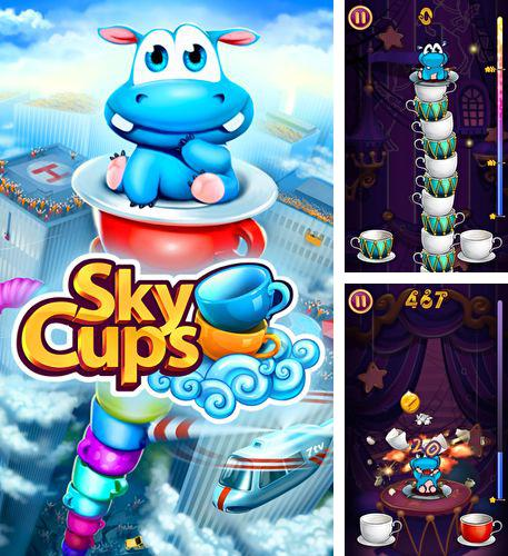 In addition to the game Atom run for iPhone, iPad or iPod, you can also download Sky сups for free.