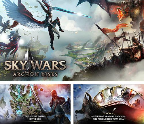 In addition to the game Brotherhood of Violence for iPhone, iPad or iPod, you can also download Sky wars: Archon rises for free.