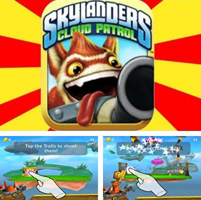 In addition to the game Prince of Persia: The Shadow and the Flame for iPhone, iPad or iPod, you can also download Skylanders Cloud Patrol for free.