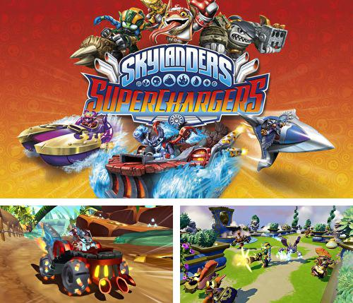 In addition to the game Zombiestan for iPhone, iPad or iPod, you can also download Skylanders: Superсhargers for free.