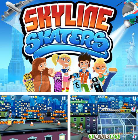 In addition to the game Pirates of the Caribbean: Master of the Seas for iPhone, iPad or iPod, you can also download Skyline skaters for free.