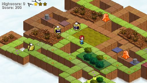 Скачати гру Skyling: Garden defense для iPad.