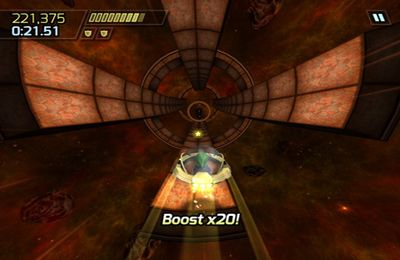 Screenshots vom Spiel Legal Speed Racing für iPhone, iPad oder iPod.