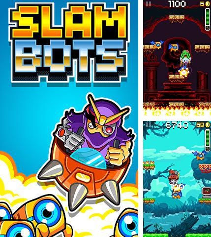 In addition to the game Red survivor for iPhone, iPad or iPod, you can also download Slam bots for free.