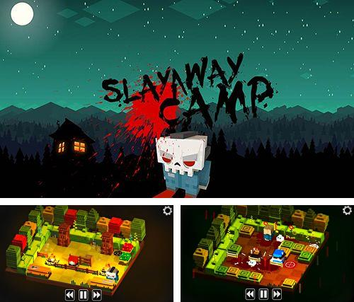 In addition to the game Stellar wanderer for iPhone, iPad or iPod, you can also download Slayaway сamp for free.