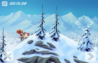 Download Sled Mayhem iPhone free game.