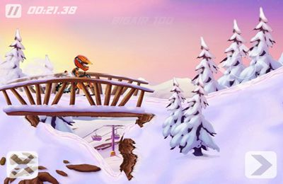 Free Sled Mayhem download for iPhone, iPad and iPod.