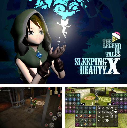 En plus du jeu Linky Gluant pour iPhone, iPad ou iPod, vous pouvez aussi télécharger gratuitement La Légende d'une Belle au bois dormant, Sleeping beauty X: The legend of tales.
