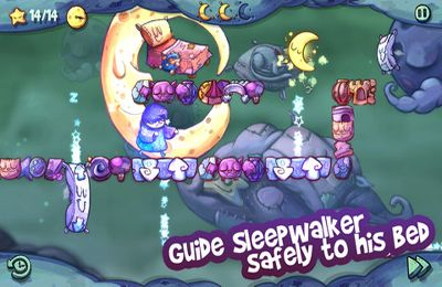 Descarga gratuita de Sleepwalker's Journey HD para iPhone, iPad y iPod.