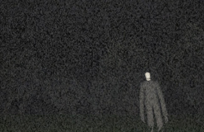 Screenshots of the Slender-Man game for iPhone, iPad or iPod.