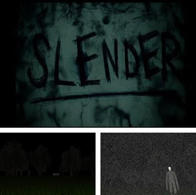 In addition to the game Gnomo Ninja for iPhone, iPad or iPod, you can also download Slender-Man for free.