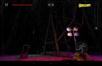 Screenshots vom Spiel Slender Man Chapter 2: Survive für iPhone, iPad oder iPod.