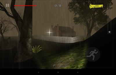 Écrans du jeu Slender Man Chapter 2: Survive pour iPhone, iPad ou iPod.