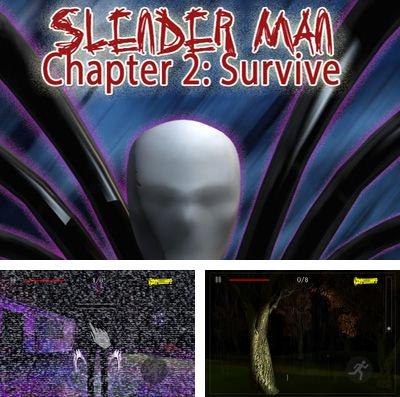 In addition to the game Arcane Legends for iPhone, iPad or iPod, you can also download Slender Man Chapter 2: Survive for free.