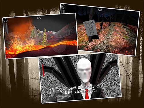 Скачать Slender Man. Chapter 3: Dreams на iPhone бесплатно