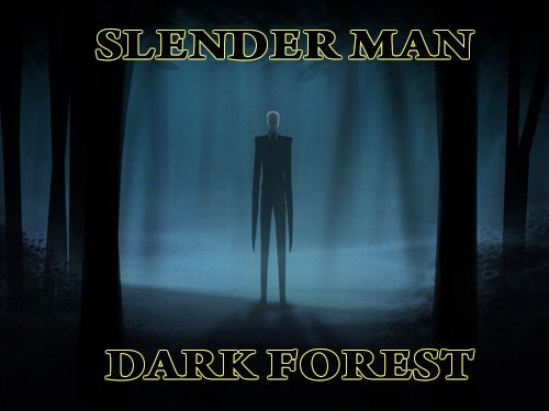 Slender man: Dark forest