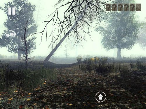 Скачать Slender man: Dark forest на iPhone бесплатно