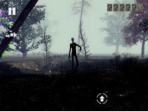 下载免费 iPhone、iPad 和 iPod 版Slender man: Dark forest。
