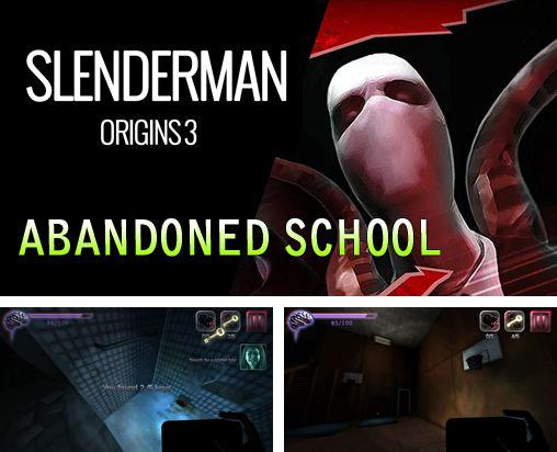 In addition to the game Sonic Jump for iPhone, iPad or iPod, you can also download Slender man origins 3: Abandoned school for free.