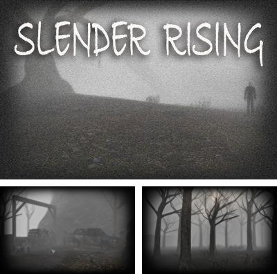 In addition to the game Bunny Spin for iPhone, iPad or iPod, you can also download Slender Rising for free.