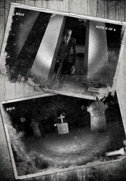 Écrans du jeu Slenderman : Lost Children pour iPhone, iPad ou iPod.