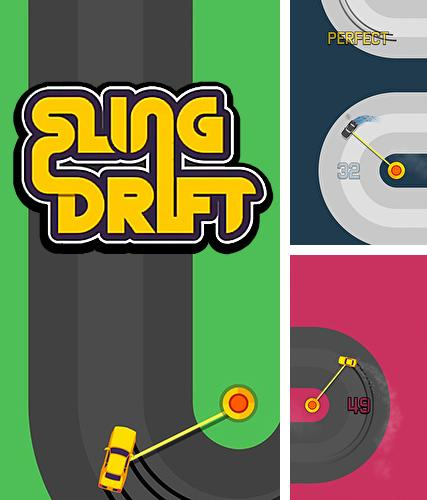 In addition to the game Horizon chase: World tour for iPhone, iPad or iPod, you can also download Sling drift for free.