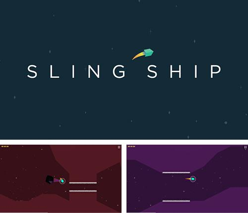 In addition to the game Farts vs. Zombies for iPhone, iPad or iPod, you can also download Sling ship for free.