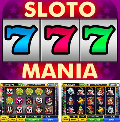 Download Slotomania iPhone free game.