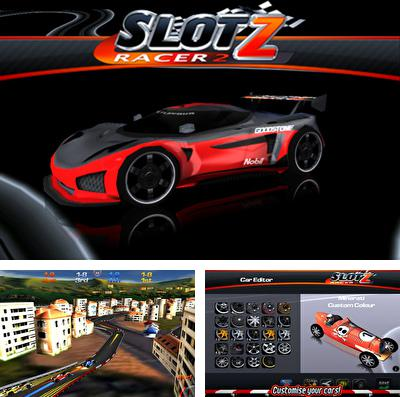In addition to the game Fetch for iPhone, iPad or iPod, you can also download SlotZ Racer 2 HD for free.