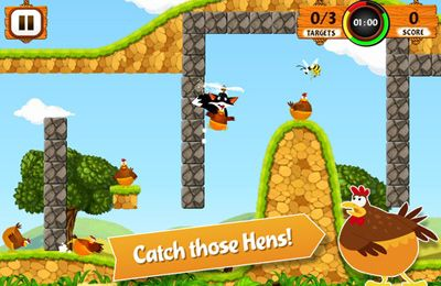 Download Sly Fox iPhone free game.