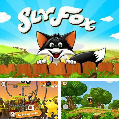 In addition to the game Stick to It! for iPhone, iPad or iPod, you can also download Sly Fox for free.