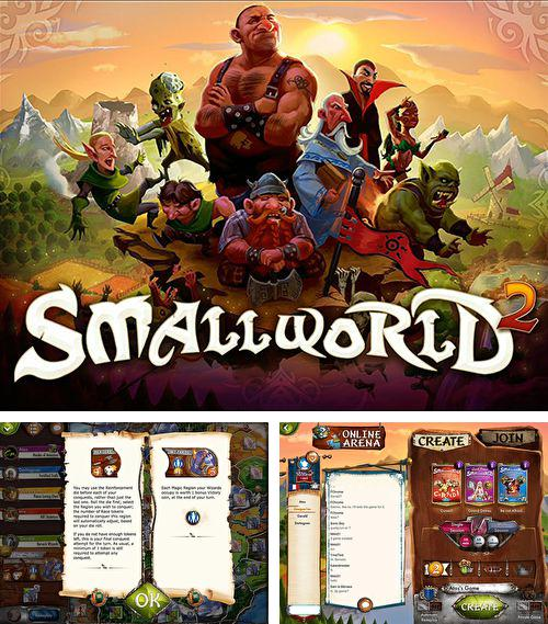 In addition to the game Cosmo & puppy for iPhone, iPad or iPod, you can also download Small world 2 for free.