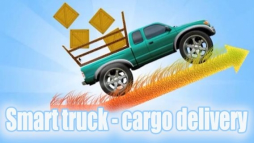 Smart truck - cargo delivery
