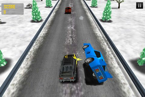 Screenshots vom Spiel Smash and crash für iPhone, iPad oder iPod.