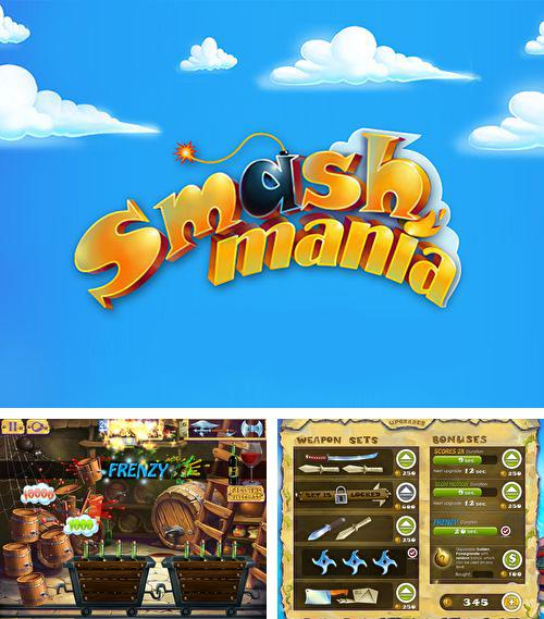 In addition to the game Epic pirates story for iPhone, iPad or iPod, you can also download Smash mania for free.