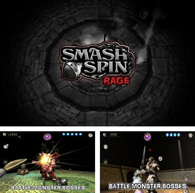 In addition to the game Blood and glory: Immortals for iPhone, iPad or iPod, you can also download Smash Spin Rage for free.