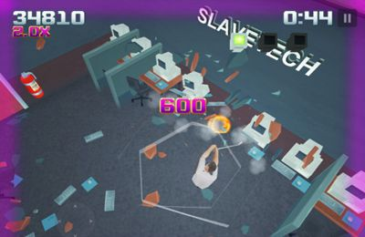 Baixe Smash the Office gratuitamente para iPhone, iPad e iPod.