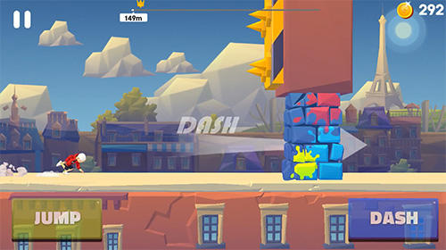 Descarga gratuita de Smashing rush para iPhone, iPad y iPod.
