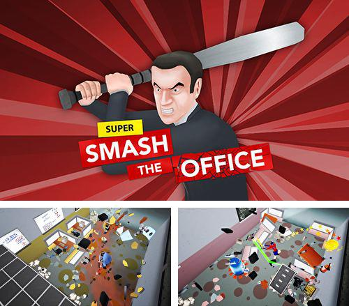Además del juego Búsquedas de Navidad para iPhone, iPad o iPod, también puedes descargarte gratis Super smash the office: Endless destruction.