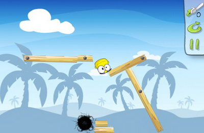 Screenshots of the Smoody game for iPhone, iPad or iPod.