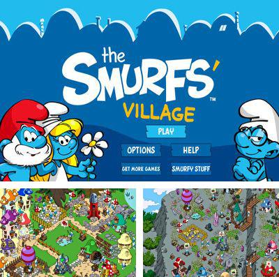 In addition to the game Tank invaders: War against terror for iPhone, iPad or iPod, you can also download Smurfs Village for free.