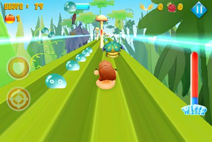 Descarga gratuita de Snail express para iPhone, iPad y iPod.