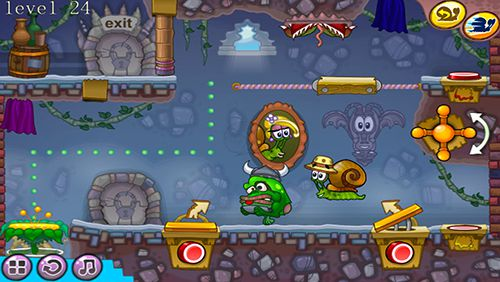 Download Snail wander iPhone free game.