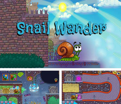 In addition to the game Tales of honor: The secret fleet for iPhone, iPad or iPod, you can also download Snail wander for free.