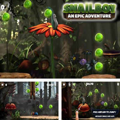 In addition to the game Cutting Edge Arena for iPhone, iPad or iPod, you can also download Snailboy for free.