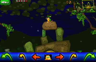 Download Snails Reloaded iPhone free game.