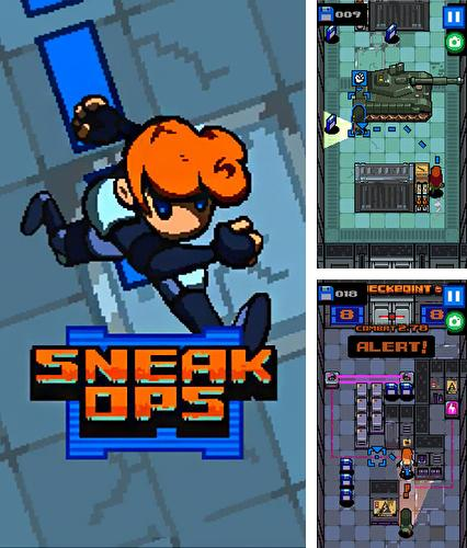 In addition to the game Deadly Dungeon for iPhone, iPad or iPod, you can also download Sneak ops for free.