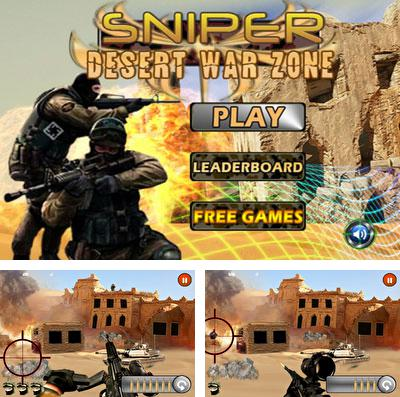 In addition to the game Lost frontier for iPhone, iPad or iPod, you can also download Sniper (17+) HD for free.