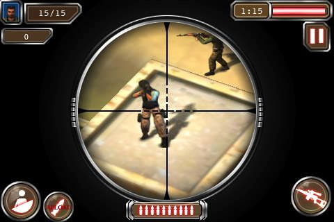 Игра Tony Hawk's: Shred session для iPhone