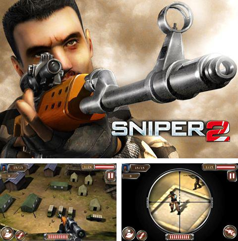 In addition to the game Sniper 2 for iPhone 6s, you can download Sniper 2 for iPhone, iPad, iPod for free.